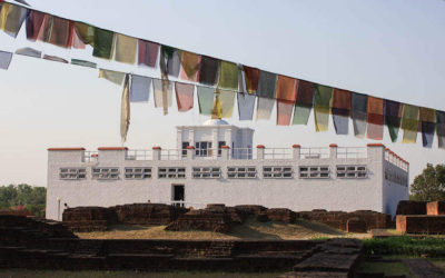 Lumbini in Photographs