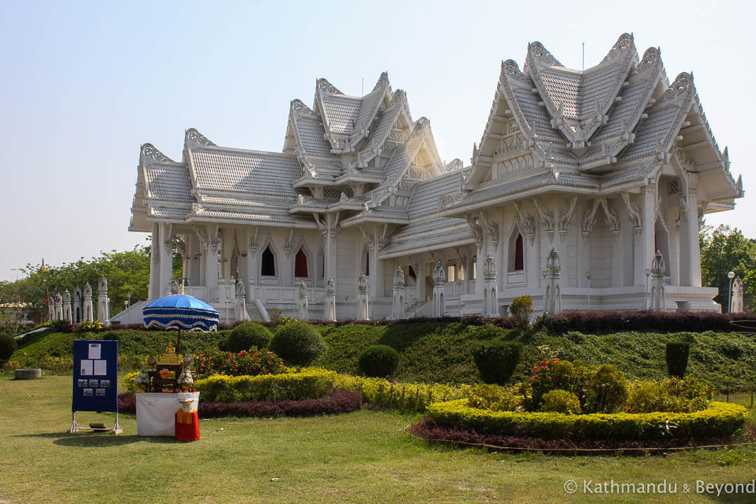 Thai Temple Lumbini