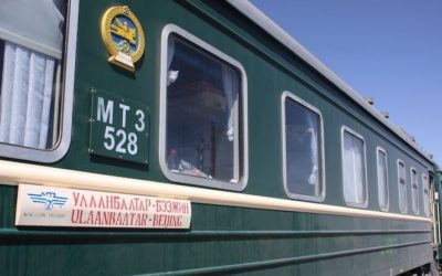 All Aboard … the Trans Mongolian