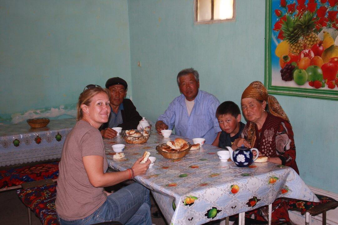 Osh to Sary Tash Kyrgyzstan 21