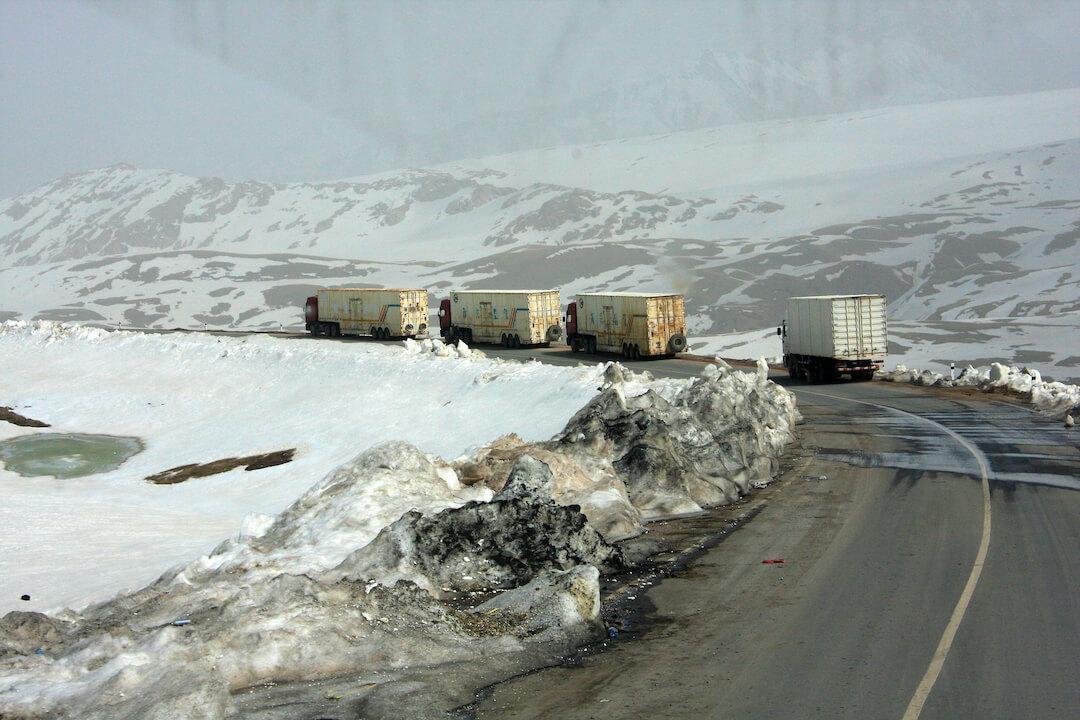 Sary Tash to Irkeshtam Kyrgyzstan 9