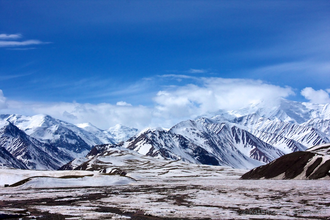 Osh to Sary Tash Kyrgyzstan | Travel Photography