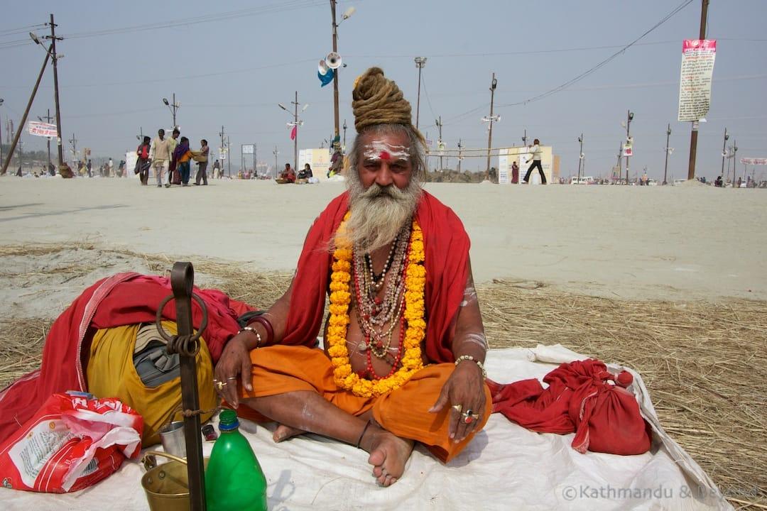 Maha Kumbh Mela 1 Sangam Allahabad India (25)