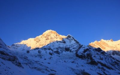 My Top 5 Himalayan Mountains