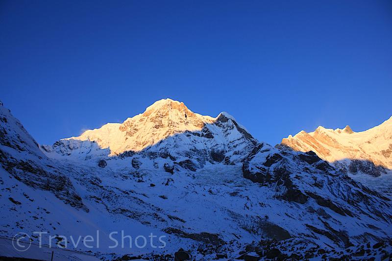 Annapurna region. Annapurna Base Camp 9