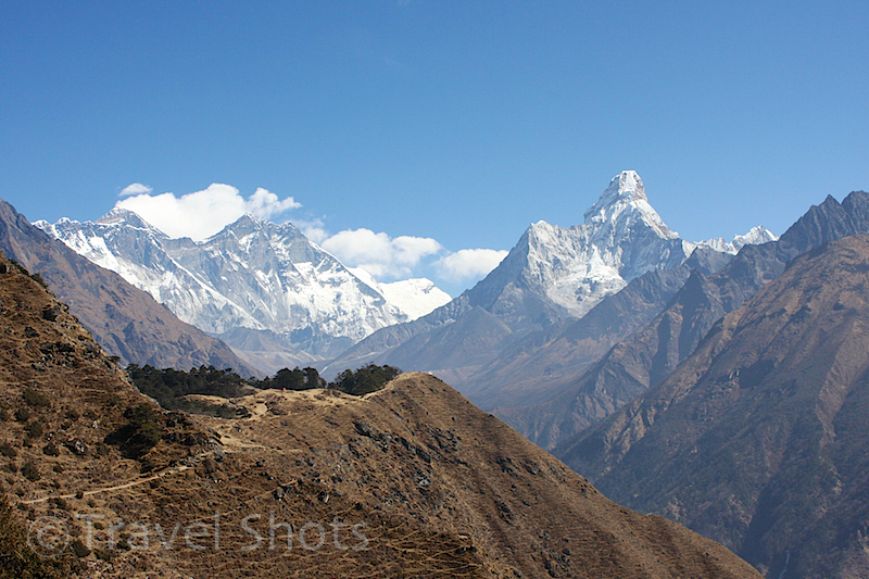 Ama Dablam, Everest region, Nepal