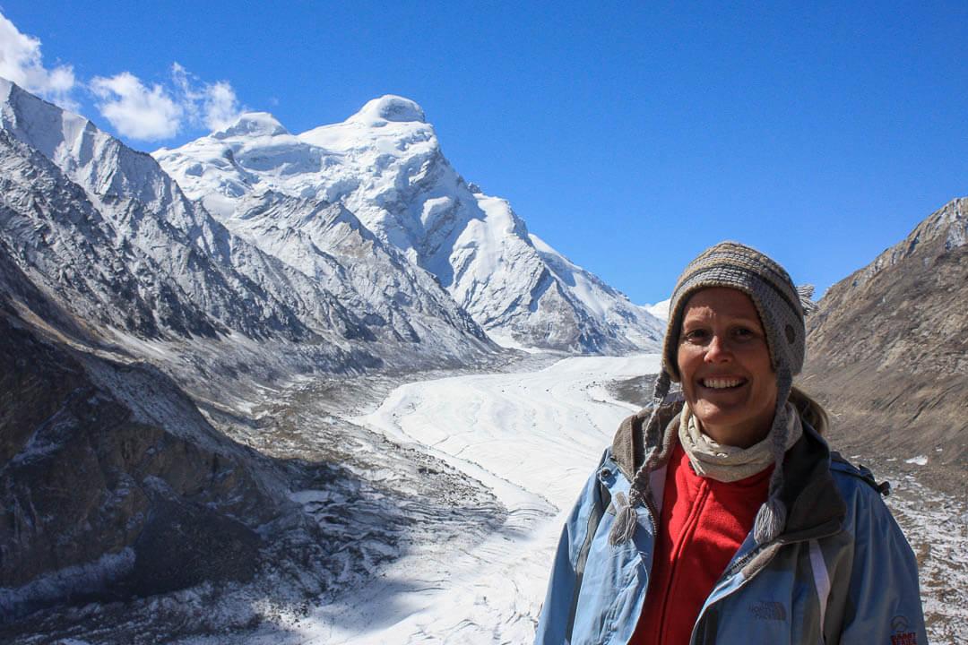Drang Drung Glacier Zanskar India