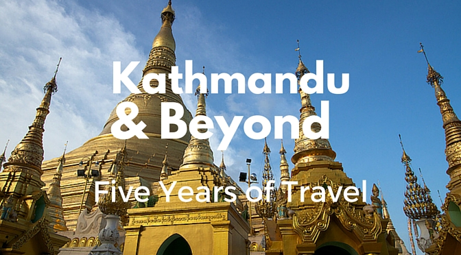 Five Years of Travel: Our Top 5
