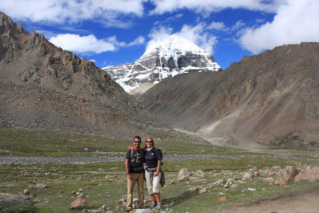 Mt Kailash trek Tibet 91