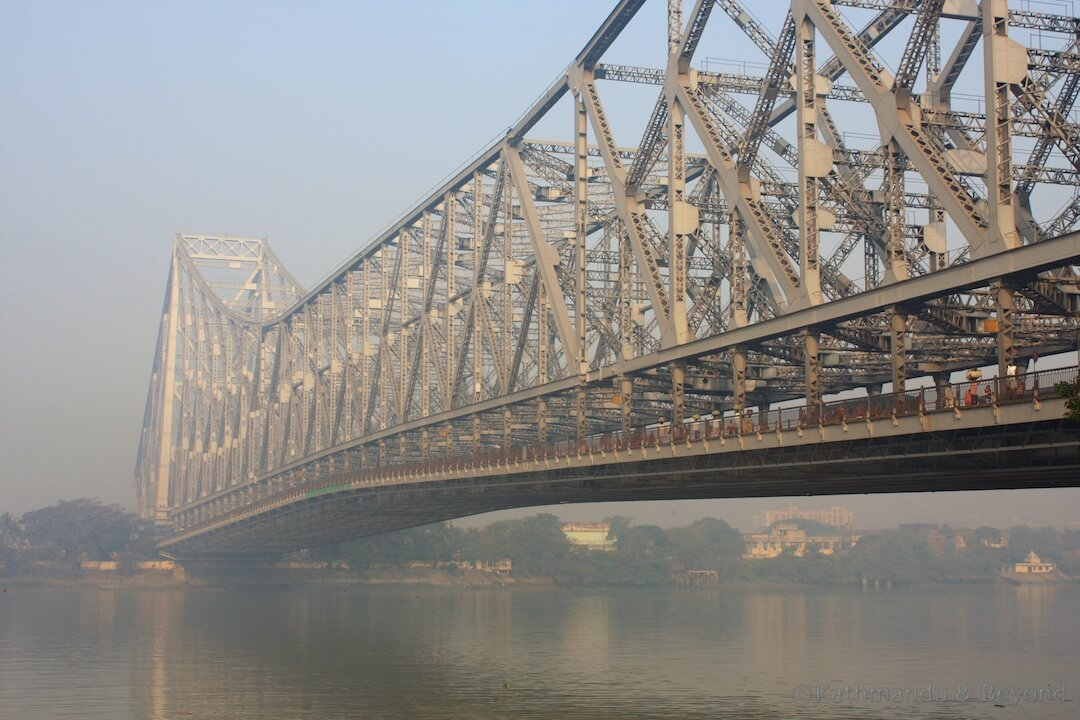 Howrah Bridge, Kolkata (Calcutta) India (1)