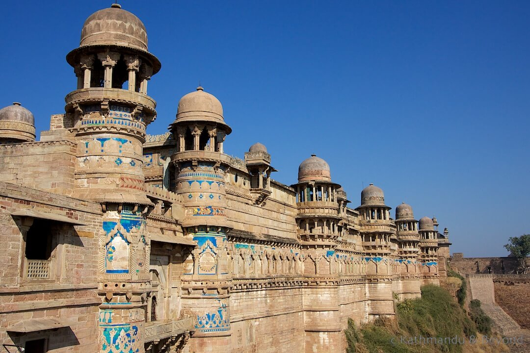 Man Singh Palace Gwalior Fort Gwalior India (4)