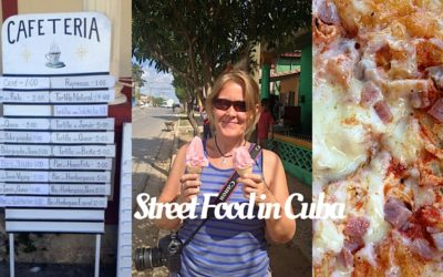 Street Food in Cuba – Eating on a Budget