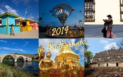 2014 in Photographs; a Photo Essay featuring 26 countries