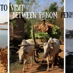 Where to break the journey between Phnom Penh and Siem Reap