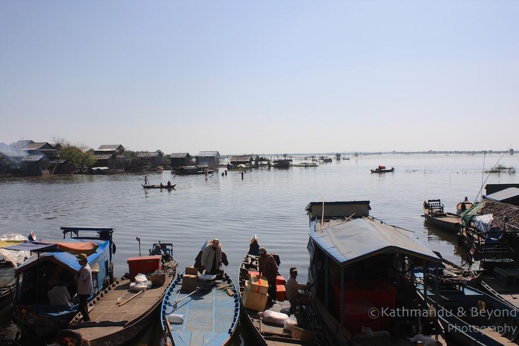 Kompong Chhnang (dockside) Cambodia | Kathmandu & Beyond