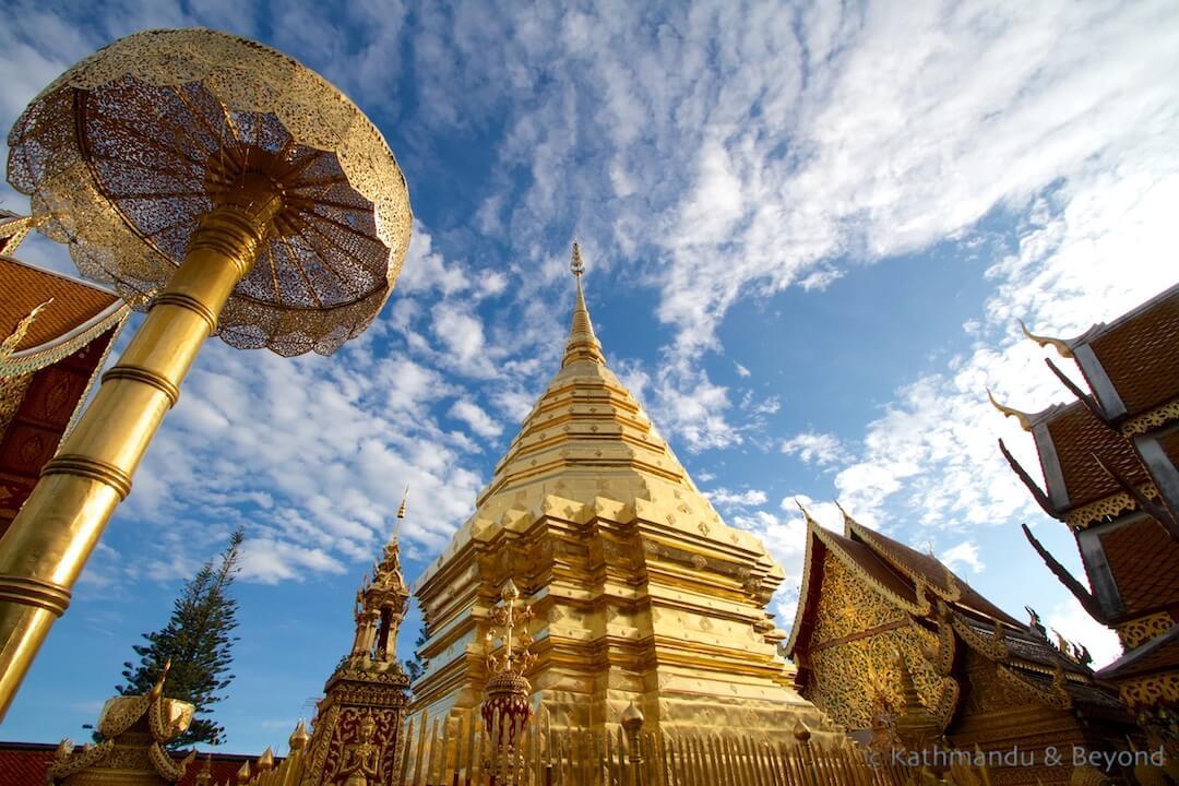 Wat Phrathat Doi Suthep Chiang Mai Thailand | 2014 in Photographs