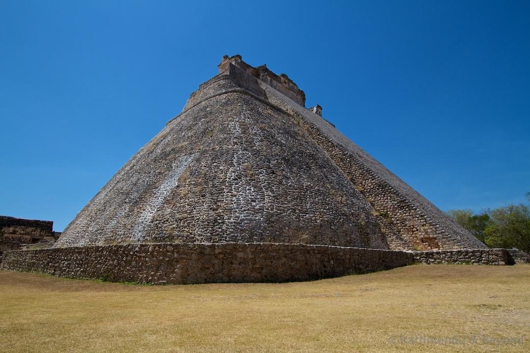Casa del Adivino Uxmal Mexico (9)