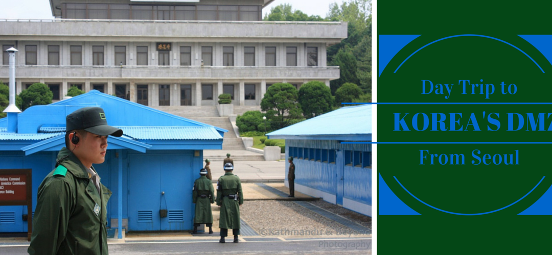 Friday Flashback | Day trip to the DMZ from Seoul, South Korea