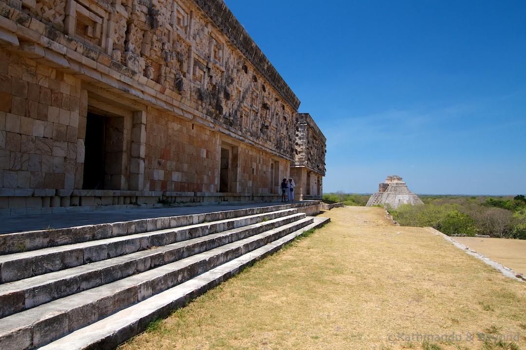 Palacio del Gobernador Uxmal Mexico (1)