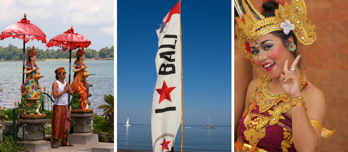 Three great months on Bali in Indonesia
