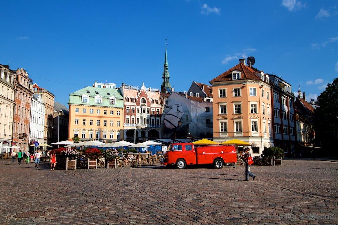 Doms Square Riga Latvia (4)