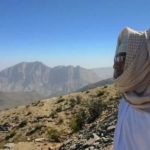 Friday Flashback | Gazing out over the Western Hajar Mountains in Oman