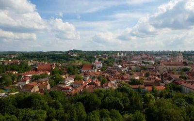 How to spend a few days in Vilnius, Lithuania