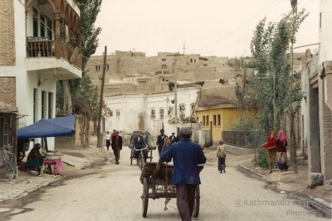 Kashgar China Sept 1992 (1)
