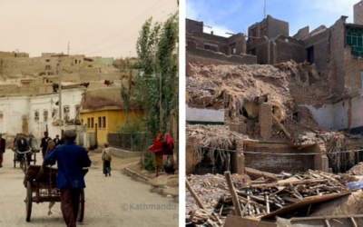 Friday Flashback | The Old Town of Kashgar | China