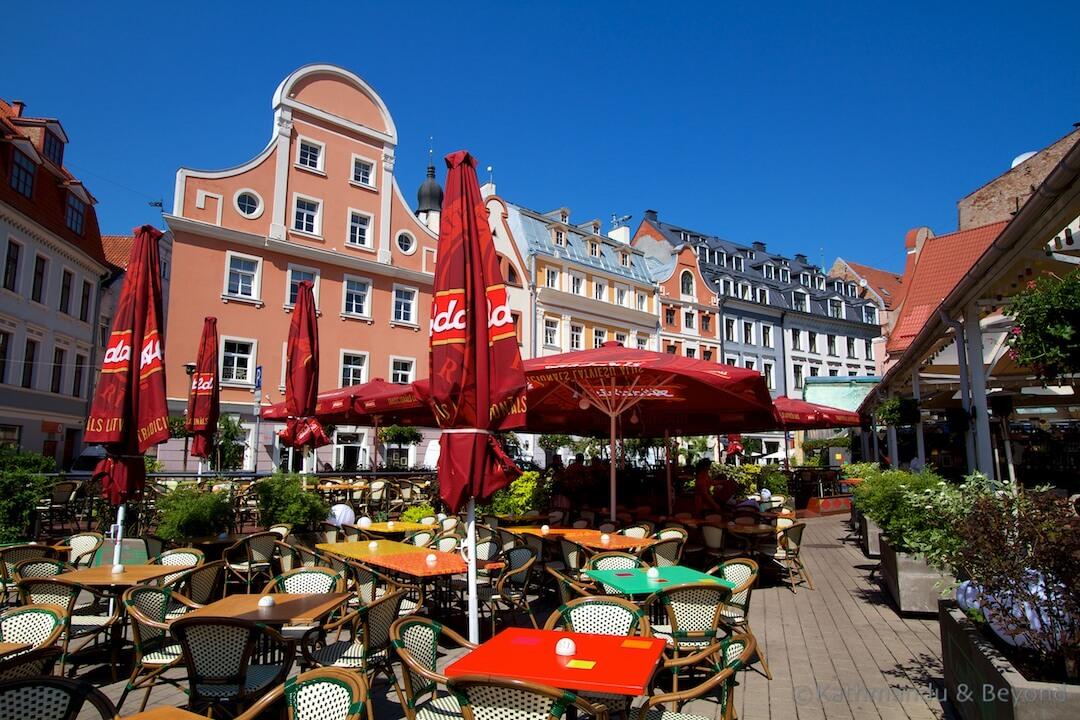 Old Town Riga Latvia (1)