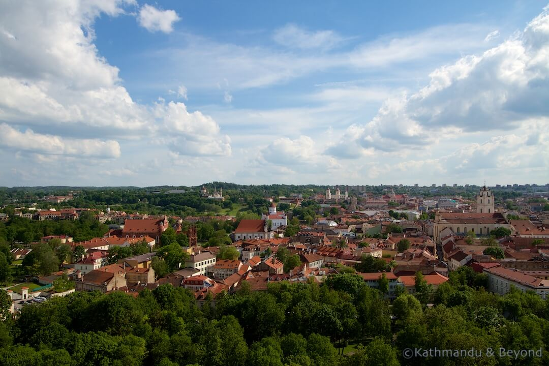 Old Town Vilnius Lithuania (1)