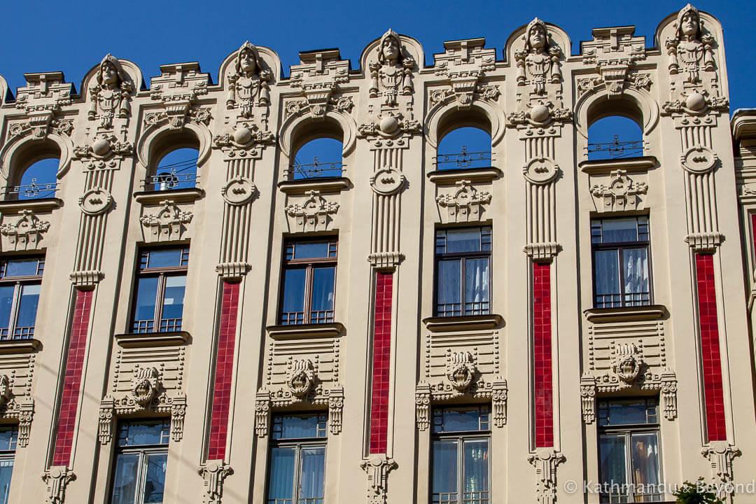 Quiet Centre and Art Nouveau District Riga Latvia (6)-2 (1)
