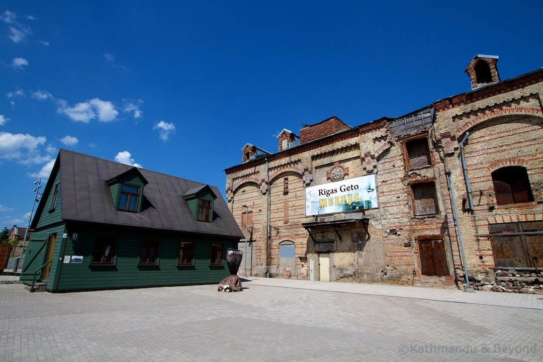 Riga Ghetto and Latvian Holocaust Museum Riga Latvia (2)