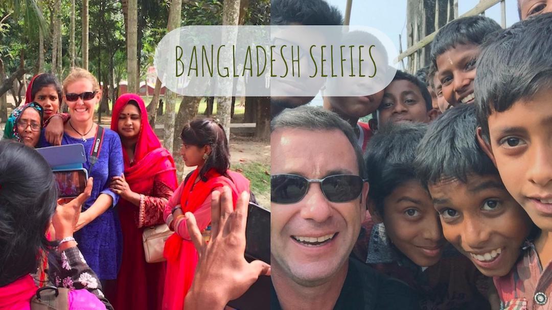 Bangladesh Selfies