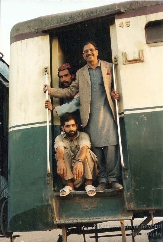 The train to Quetta in Pakistan | Train to Pakistan