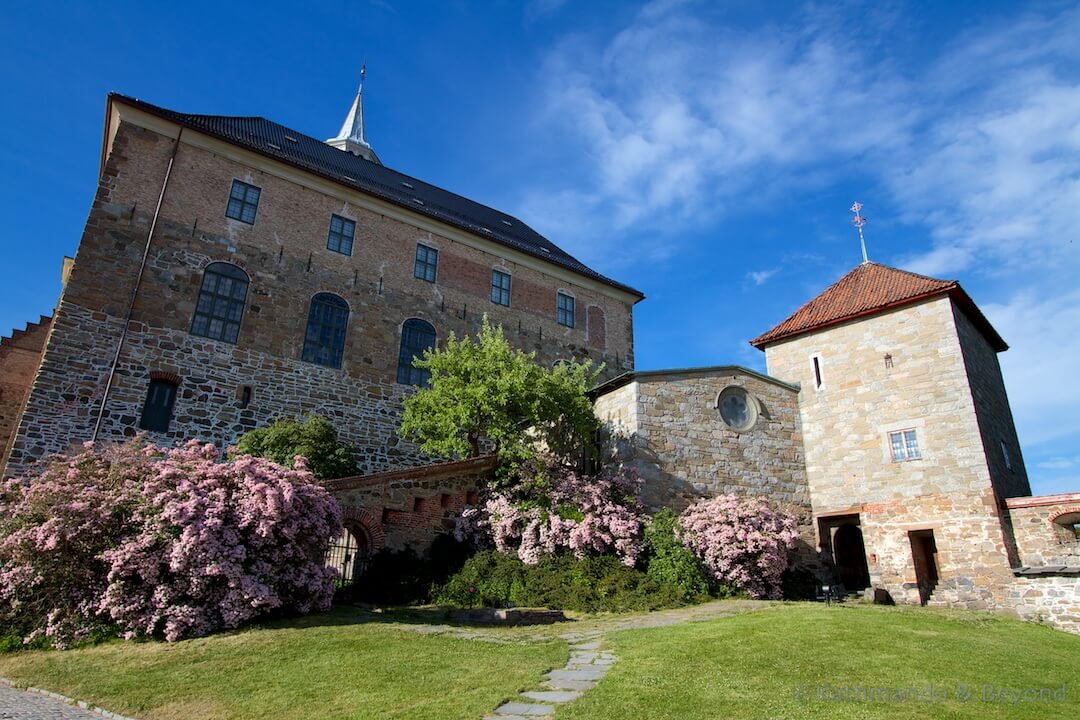 Akershus Fortress and Castle Oslo Norway (6)