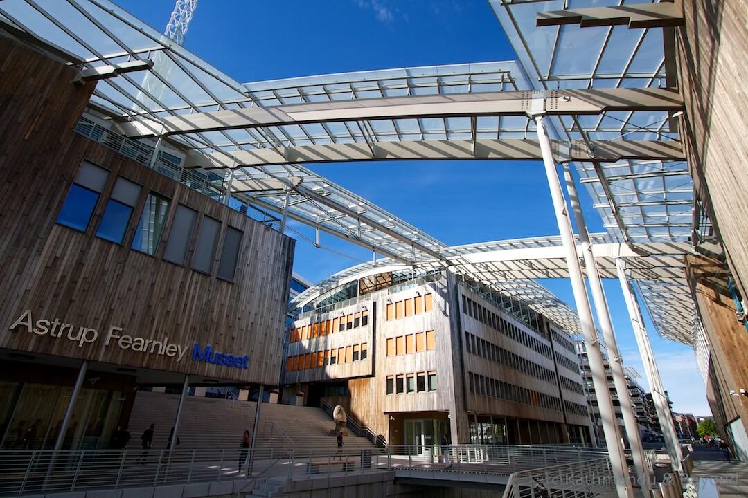 Astrup Fearnley Museum of Modern Art Oslo Norway (1)