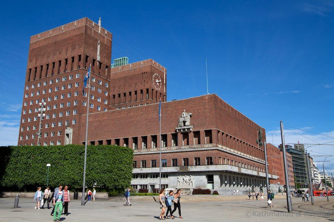 City Hall Oslo Norway