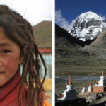 Travel Shot | Young Pilgrim at Mt Kailash in Western Tibet
