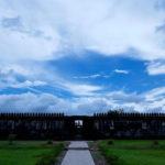 Travel Shot| Moody sky at Ratu Boko Palace near Yogyakarta | Indonesia