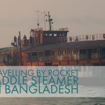 Travelling by Rocket Paddle Steamer in Bangladesh