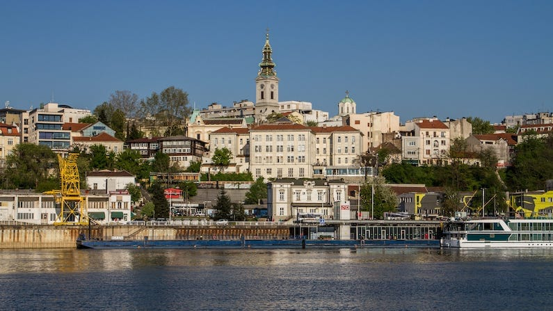 Guide on what to do in Belgrade, Serbia #travel