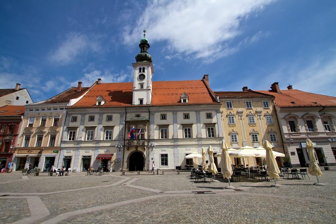 City Hall Glavni Trg Maribor Slovenia (1)
