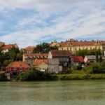 Breaking the journey in Maribor, Slovenia