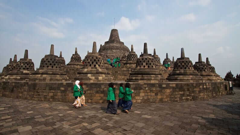 A guide to the best temples in Yogyakarta in Java, Indonesia