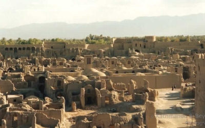 Friday Flashback | Arg-é Bam in Iran: Once the largest adobe structure in the world