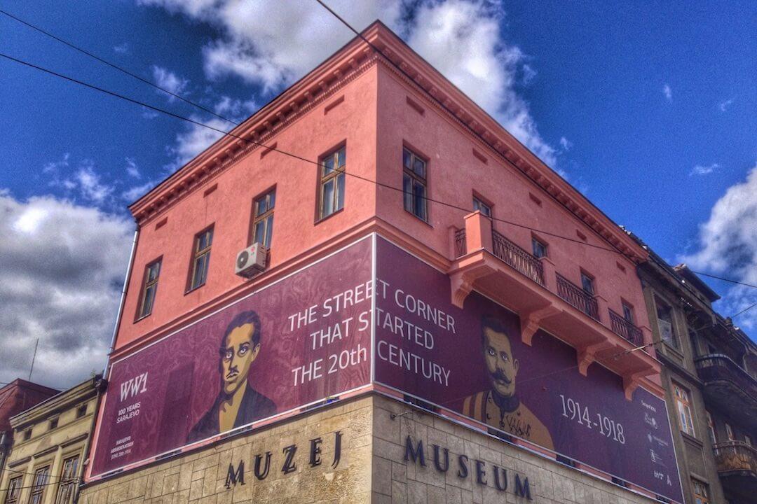 Sarajevo 1878-1918 Museum Sarajevo Bosnia Hercegovina 42
