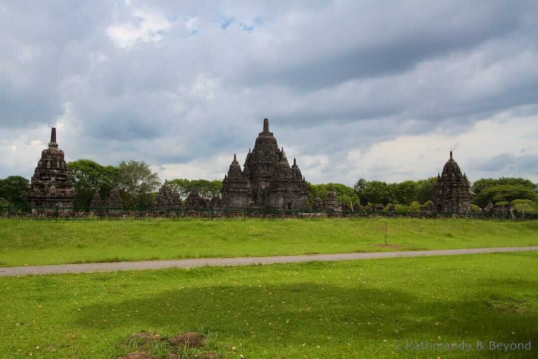Sewu Temple, Prambanan Temple Complex - One of the best temples near Yogyakarta in Java Indonesia