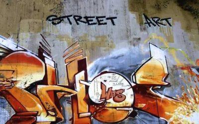 Street Art in Bratislava, Slovakia