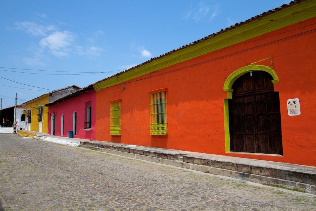 Suchitoto El Salvador